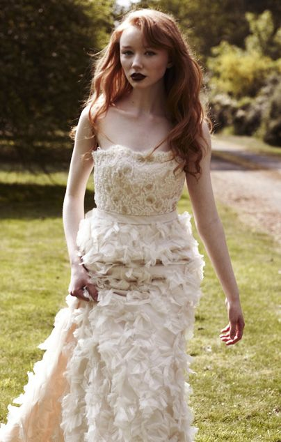 sarah janks bridal | Sarah Janks Bridal - Collection AW 2012 - Featured