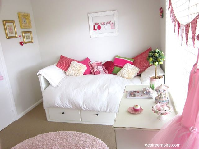 Like The Drawers Under The Bed..great Space Saver · Ikea Kids BedroomGirls  Bedroom4 Year Old ...