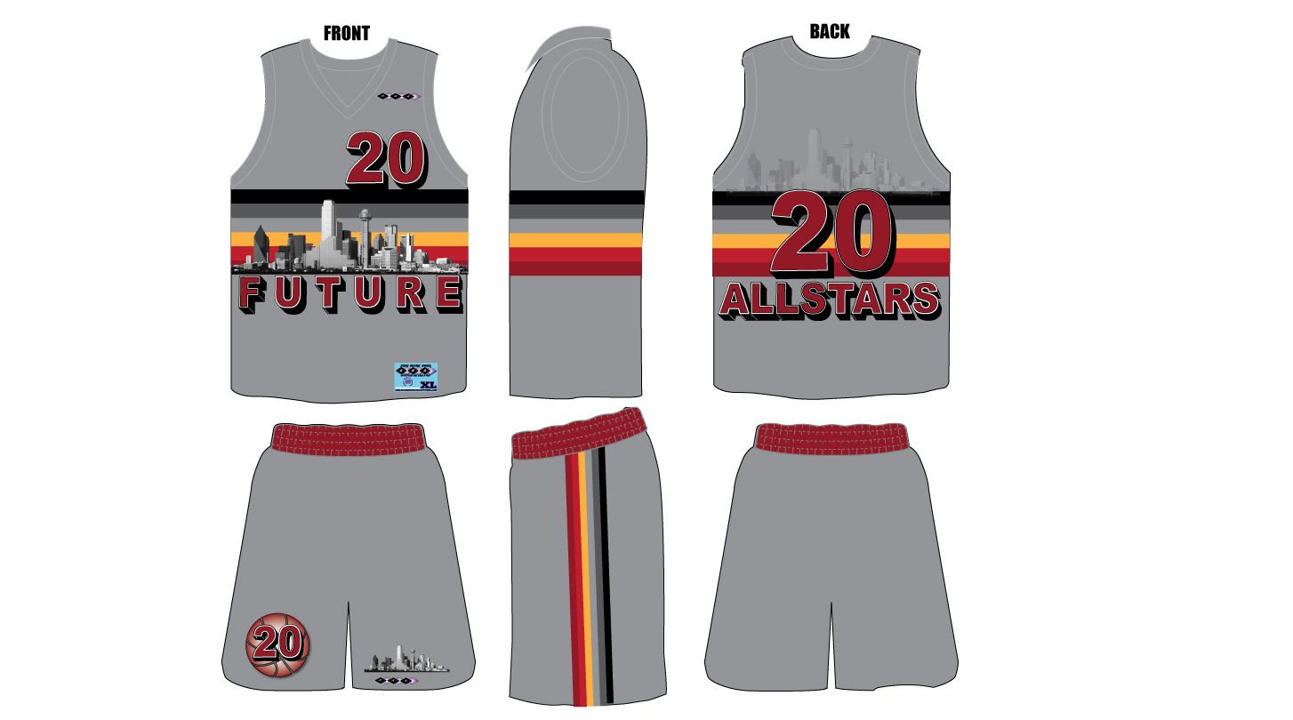 reputable site a1f87 f161d Clean design with Skyline, a throwback of Denver Nuggets ...