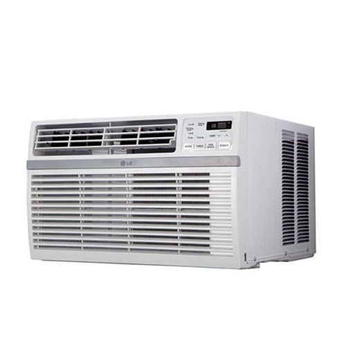 Lg 18 000 Btu Window Air Conditioner W Remote 1 000 Sq Ft Window Air Conditioner Air Conditioner Brands Cool Things To Buy