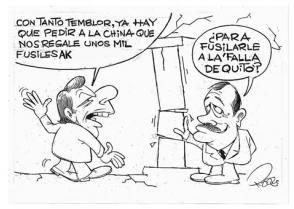 Caricatura domingo 11 de sep
