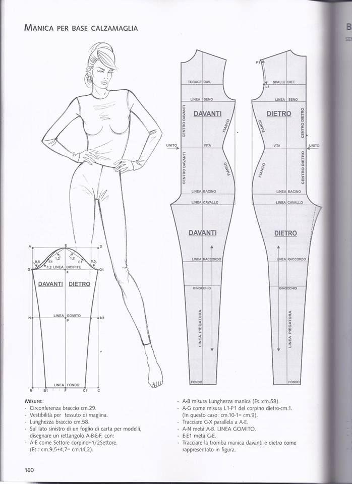 Archivo de álbumes | patrones ropa deportiva | Pinterest | Patrones ...