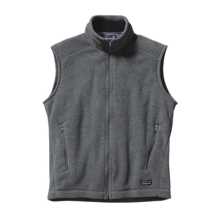 7dac6361edc Patagonia Men s Synchilla Fleece Vest 25185 Nickel