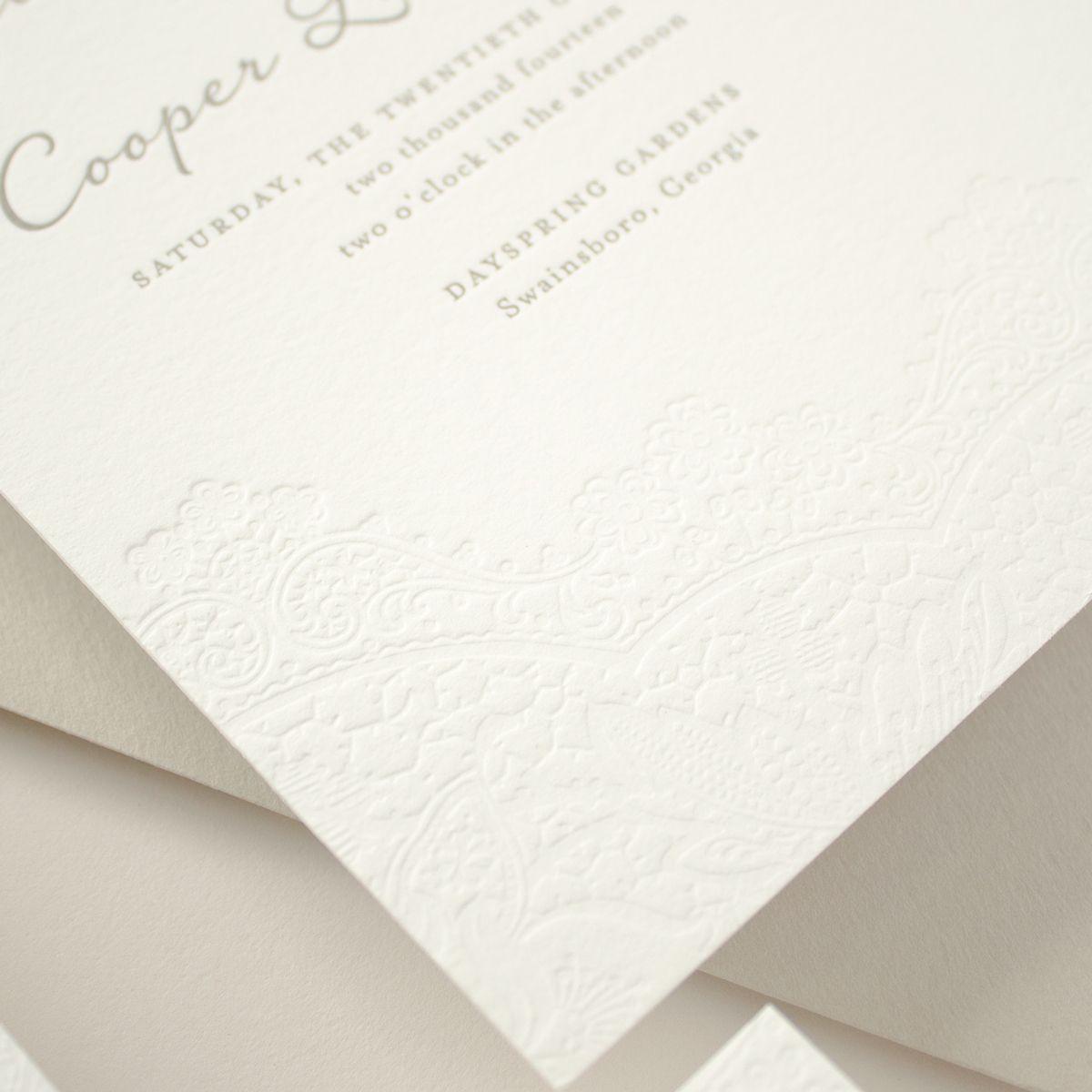 Wedding Stationery Guide: Printing Methods | Wedding stationery ...