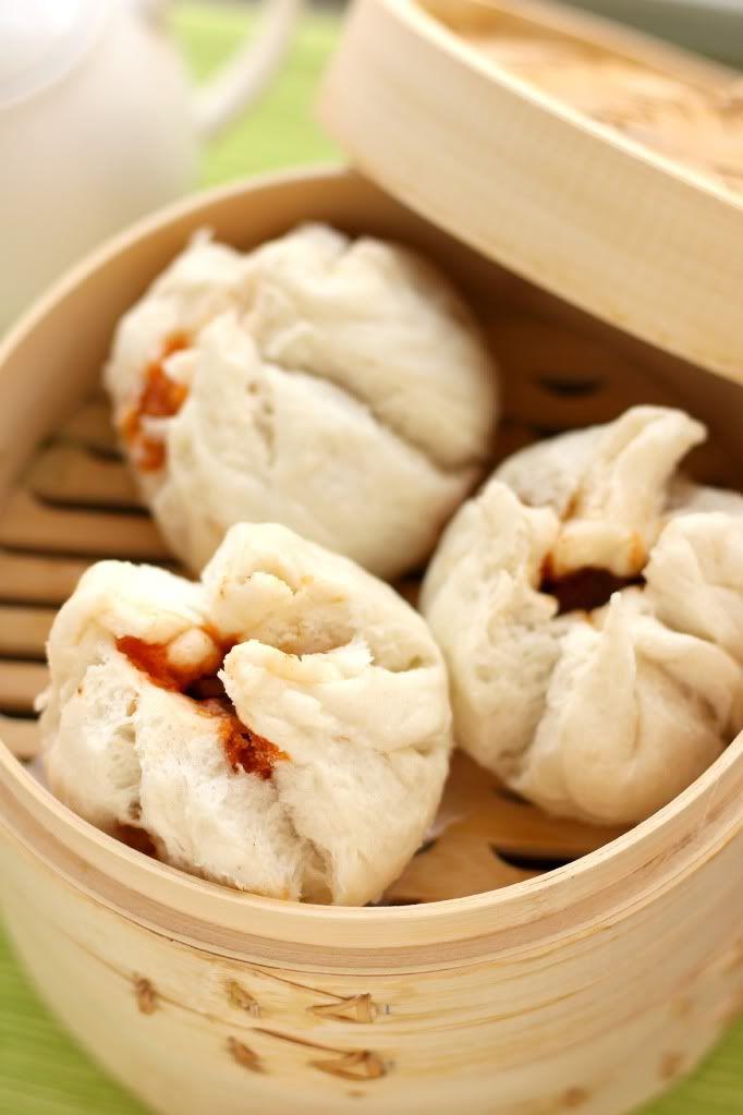 Pork Bulgogi Bāozi (Steamed Korean BBQ Buns) > Willow Bird ...