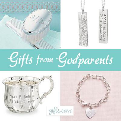 Gift ideas from #godparents on the blog: http://blog.gifts.com ...