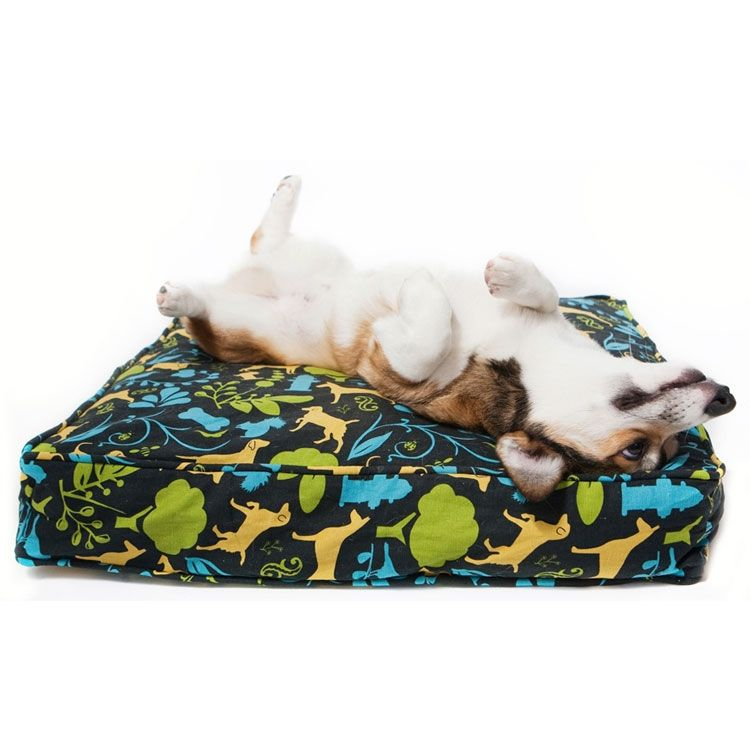 Midnight Train Dog Duvet Pet Bed Cover Covered Dog Bed Dog Beds For Small Dogs
