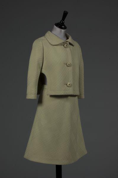 Suit Pierre Cardin 1968 Manchester City Galleries 1960s Fashion Fashion Antique Clothing