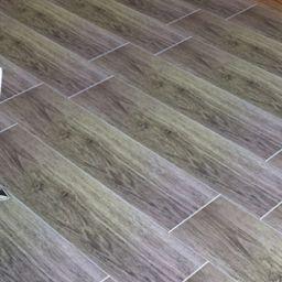 163 9 99 Per Sqm Wickes Soria Wenge Wood Effect Ceramic Tile