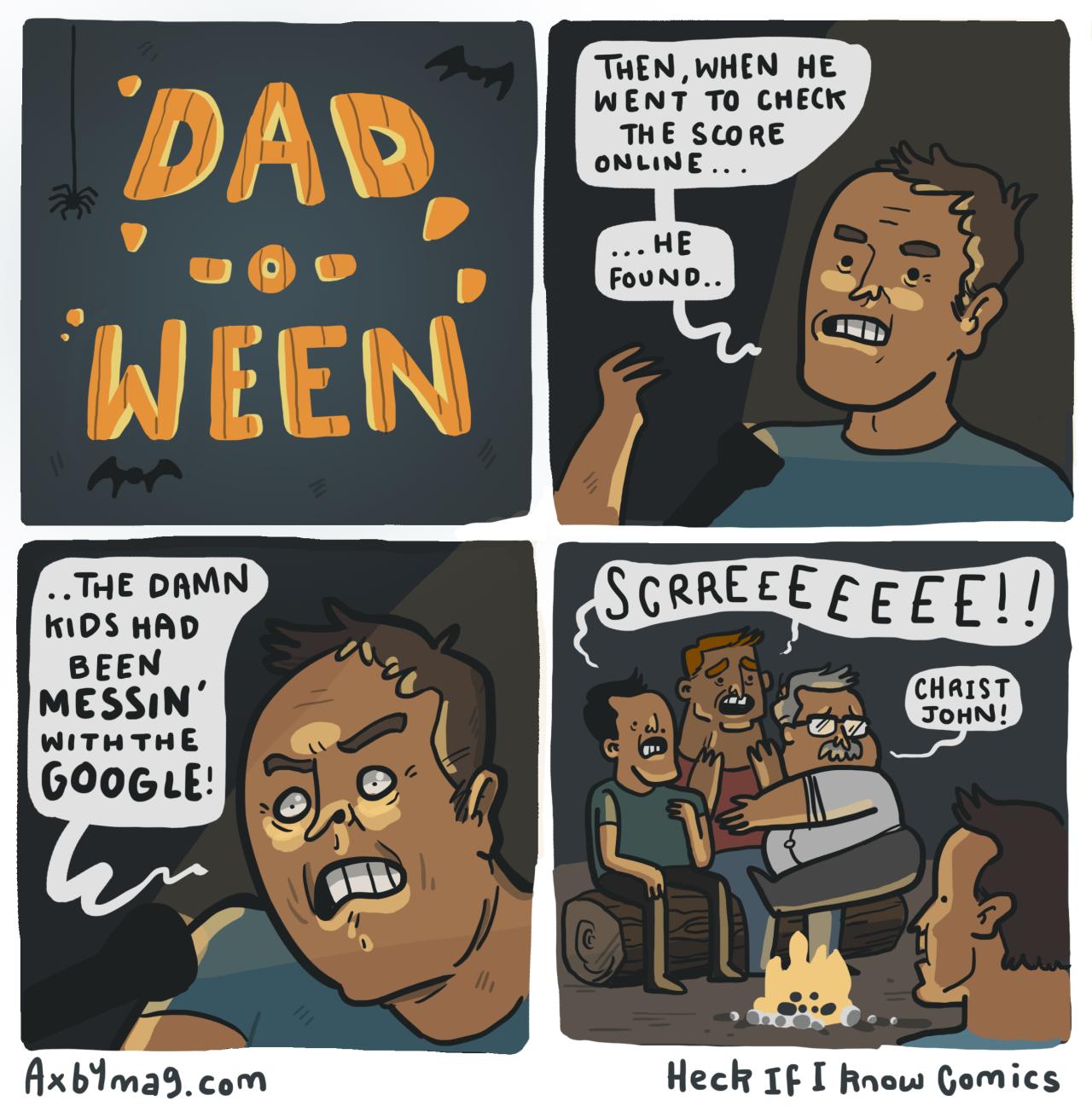 3 spooky 5 me!