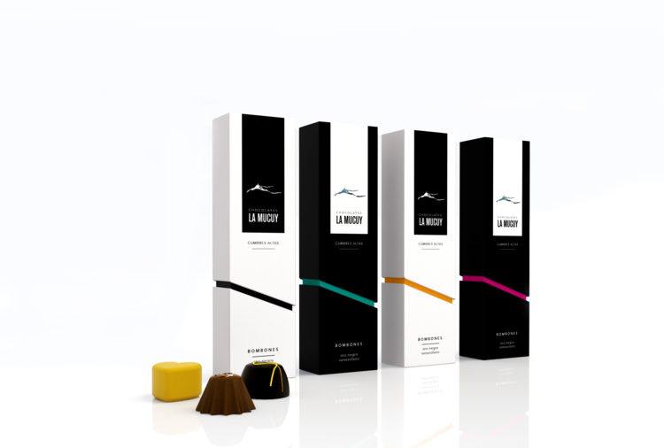 Student: Chocolates La Mucuy — The Dieline - Package Design Resource