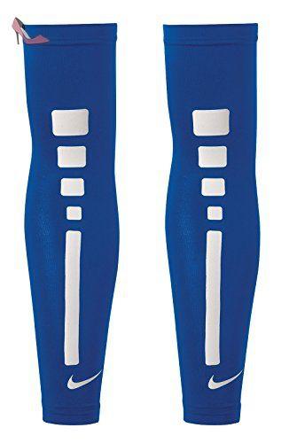 Royal Couvre Nike Elite Bras Pro Paire Manchons Sleeves De Blue VqUpSzM