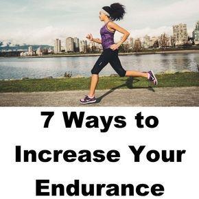 improve stamina