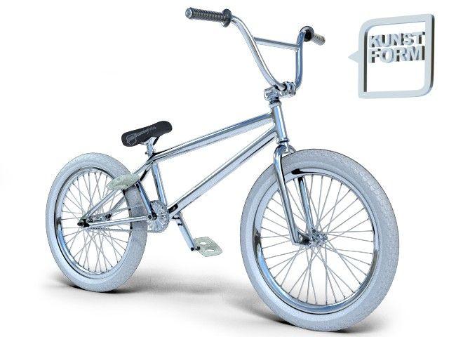Chrome Mothaf Ka Custom Bmx Bike Kunstform Bmx Shop Mailorder Worldwide Shipping Bmx Bikes Bmx Shop Bmx