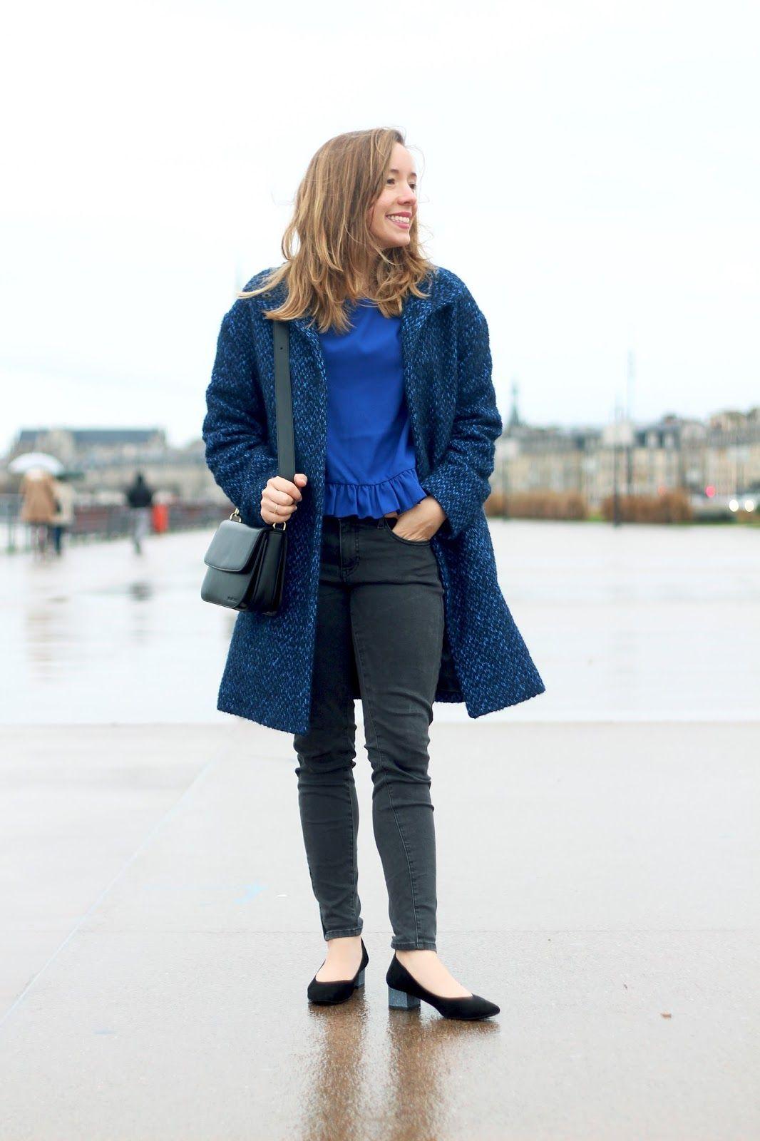 Blog mode lifestyle et bonne humeur ! La penderie de Chloé: Premier look de 2016 !