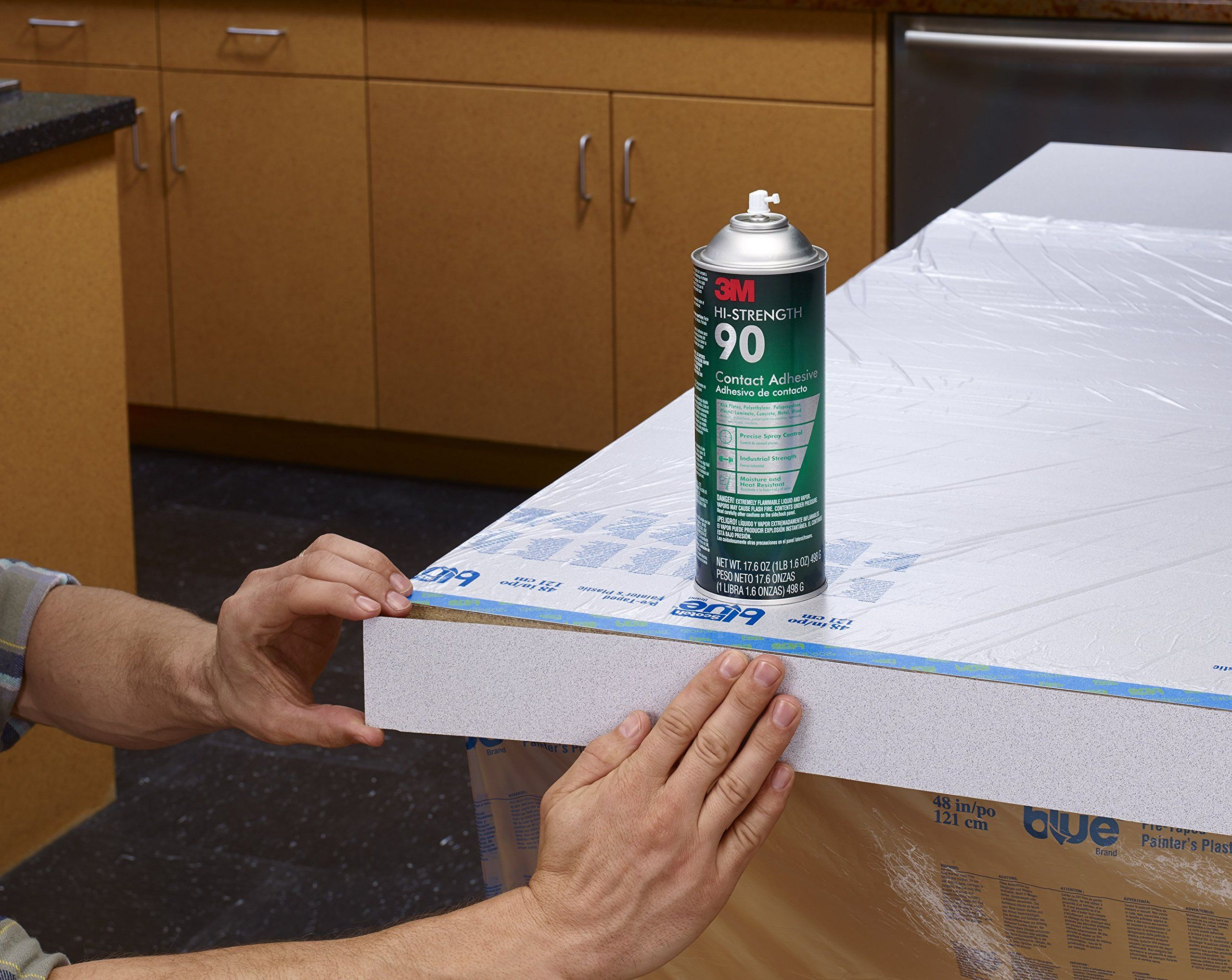 3m 9024 Spray Adhesive 17 60 Oz 12 Per Case Click Image To Review More Details This Is An Affiliate Link Craftssupplies Spray Adhesive Adhesive Spray