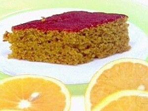 Bolo Nutritivo (Foto: Mais Você/Gshow)
