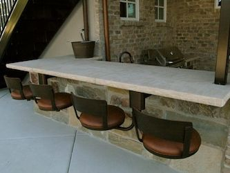 Hanging Bar Stools By Seating Innovations Outdoor