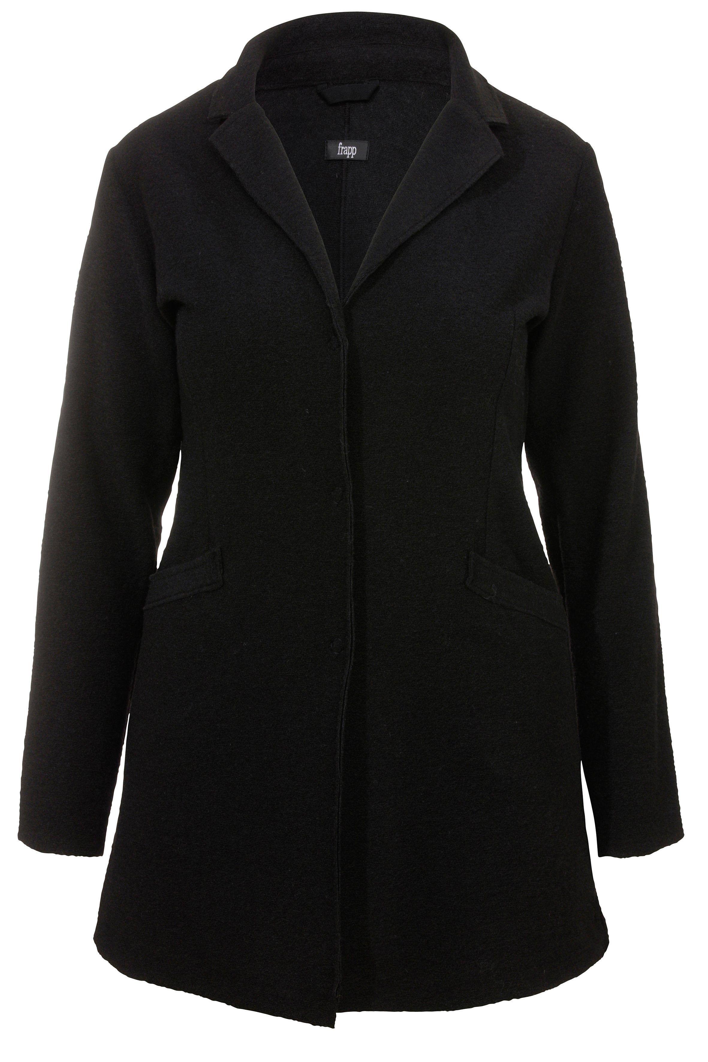 Oversize mantel otto