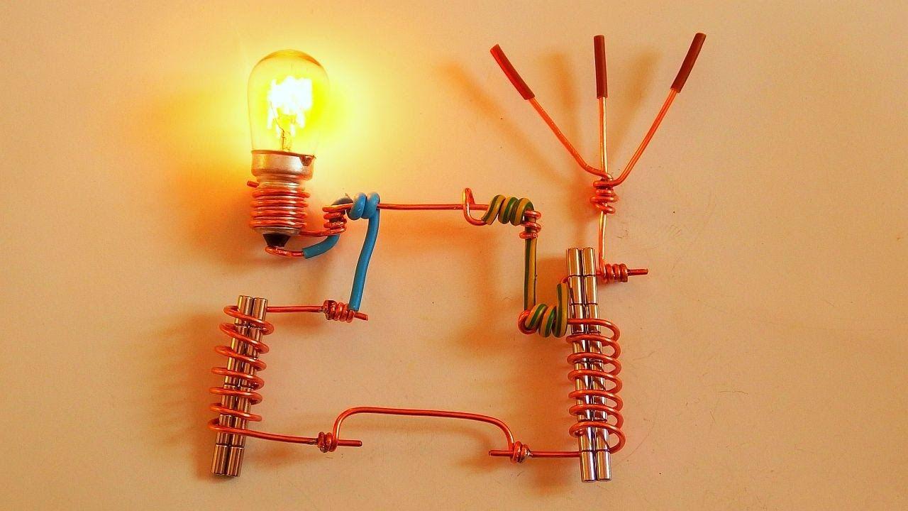 электричество бесплатно своими