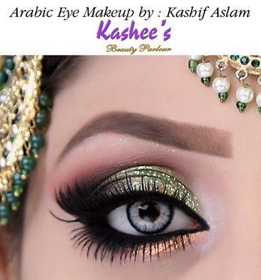 Kashee S Beautiful Soft Eye Makeup Soft Eye Makeup