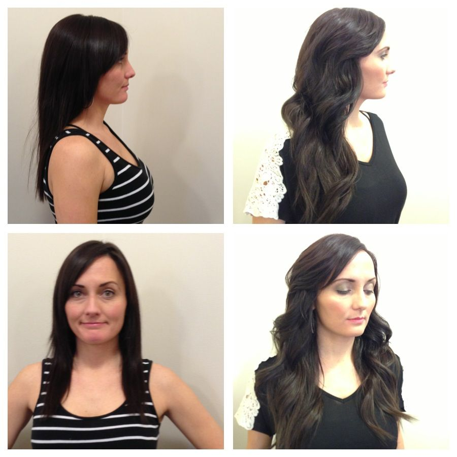 Dream Catcher's Hair Extensions done by Erin Carolan at Chasing Vanity Salon in Grand Rapids, MI (616)419-3549