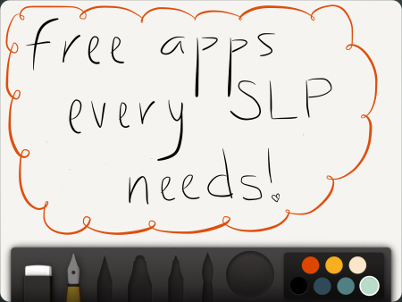 Have FREE Apps for Every SLP or SLP Graduate Student Free Apps every SLP needs. Repinned by Columbus Speech & Hearing Center. For more ideas like this visit /ColumbusSpeechFree Apps every SLP needs. Repinned by Columbus Speech & Hearing Center. For more ideas like this visit /ColumbusSpeech