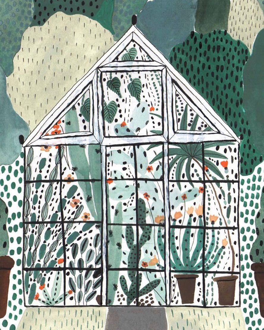 Sara Boccaccini - Cacti Greenhouse