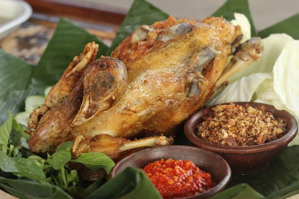 Ayam Ingkung Goreng Khas Jawa Tengah Resep Makanan Resep Makanan