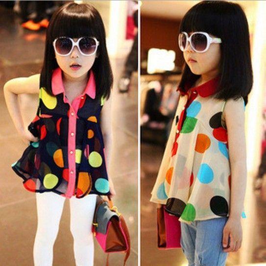 64993ab2a blusas de chifon para niñas de 10 años - Buscar con Google | Ropa de ...