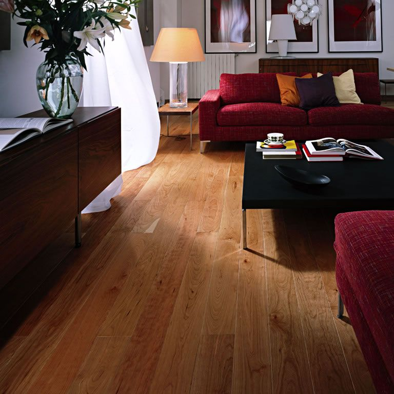 Kahrs Cherry Kentucky Engineered Wood Flooring