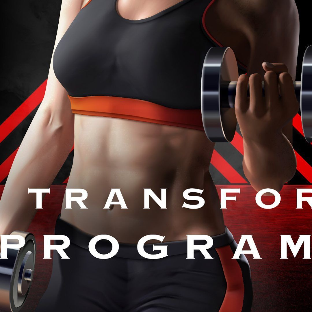 Join our 3 month transformation program and get the