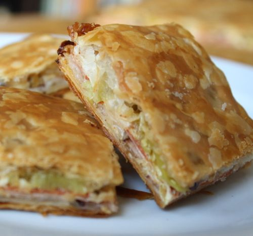 tasty tasty bites … Antipasto Squares