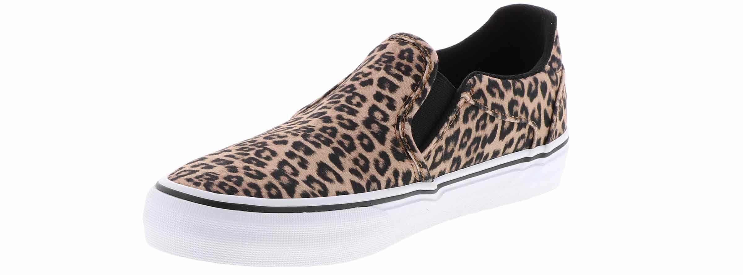 Women's Vans Asher Brown | Shoe