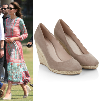 cee99c5cddd Monsoon 'Fleur' Espadrilles Wedges. SHOP this style | Kate Middleton ...
