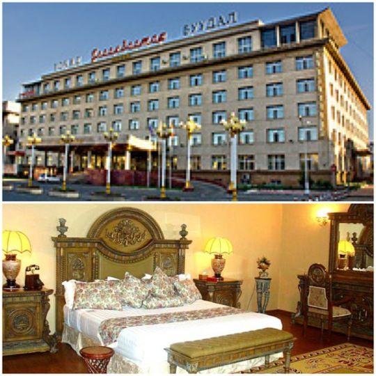 Ulaanbaatar hotel in ulaanbaatar mongolia for Decor hotel ulaanbaatar
