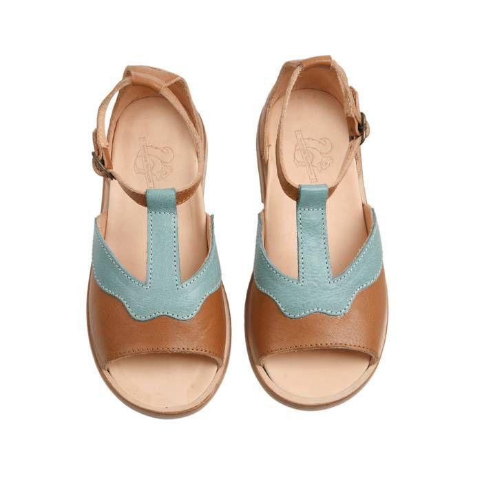 Nós amamos Nathalie Verlinden sandálias!