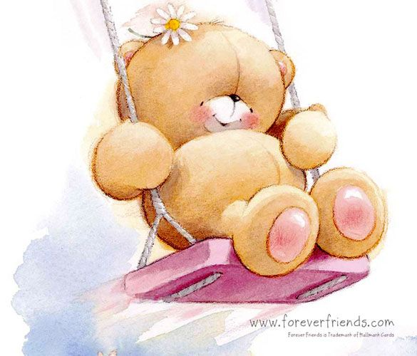 Forever Friends ©Hallmark Cards