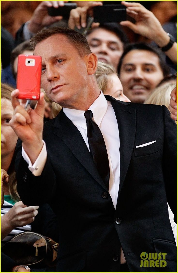 Mr.Daniel Craig,Bond James Bond