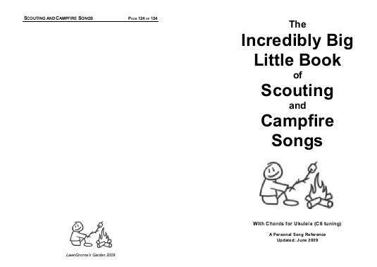 Campfire Song Book (PDF) - Halifax Ukulele Gang (HUG) https://www ...
