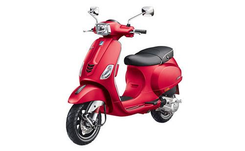 Vespa Sxl 150 Bs Iv Model Power Mileage Safety Colors With