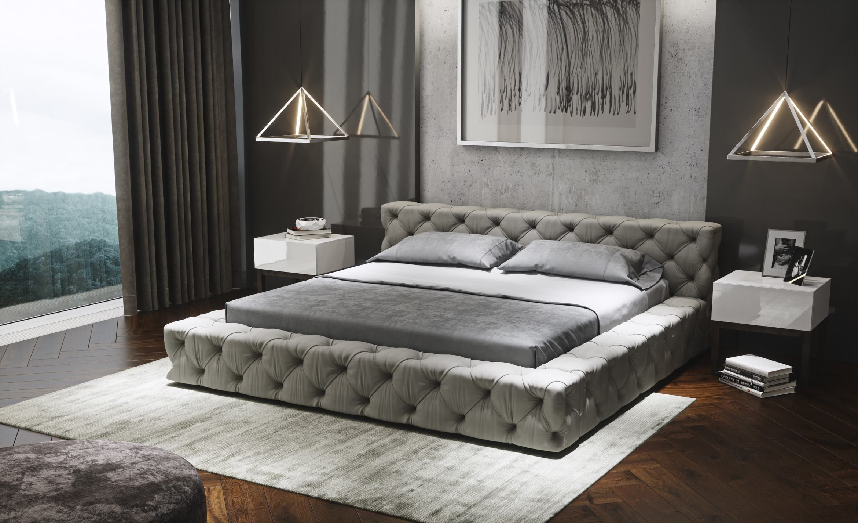 Maxliving Lozko Capri Home Furniture Bed