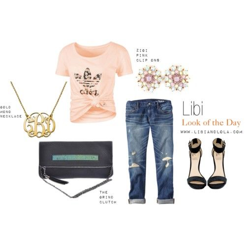 {Libi} Look of the Day