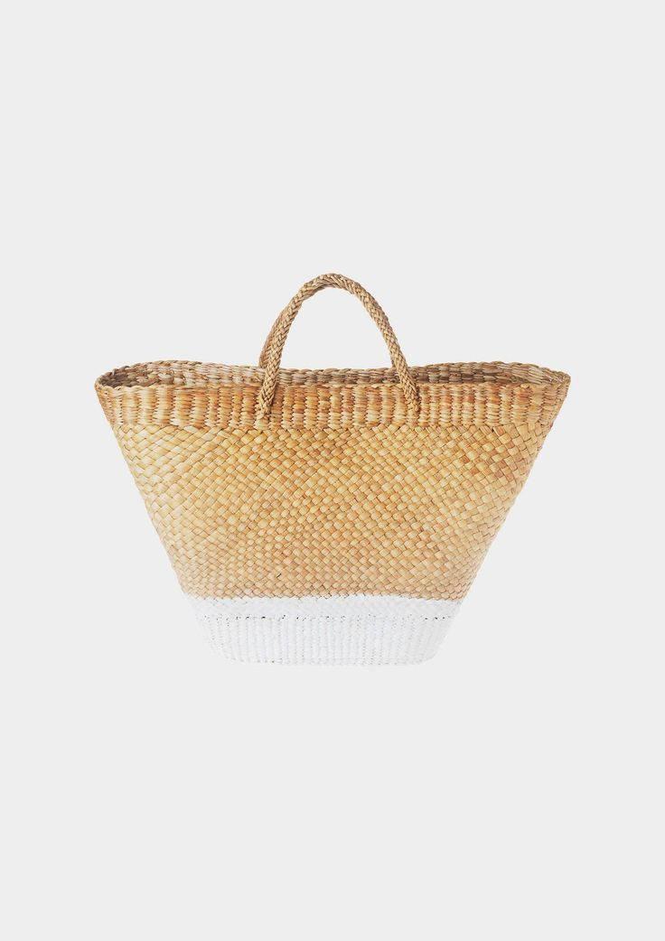 cute dipped basket from TOAST