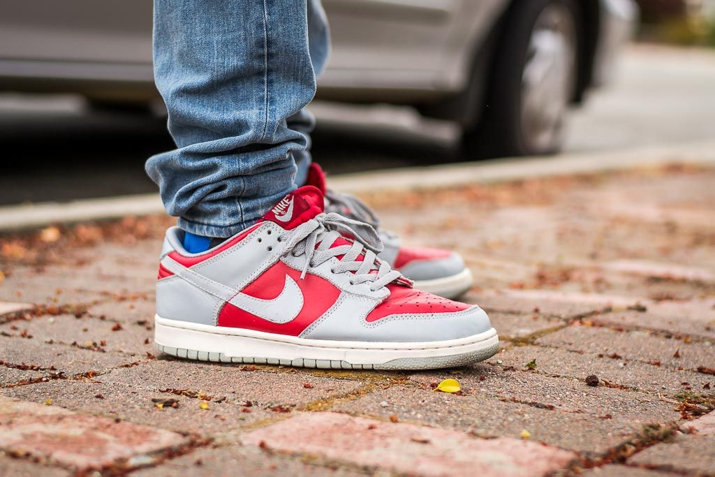 timeless design 7b735 4bd7e WDIWT - See my on foot video review of these 1999 Nike Dunk Low Reverse  Ultraman + where to find em