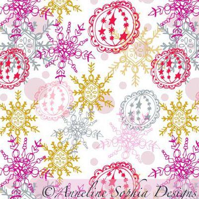 Anneline Sophia Designs on Print and Pattern blog