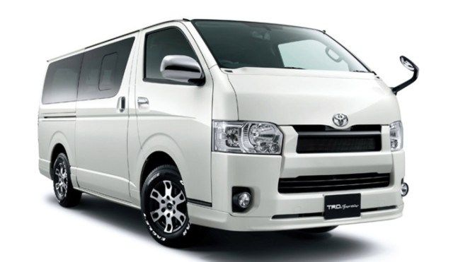 2018 Toyota Hiace Minivan Price 2017 2018 Toyota Lexus Cars Toyota Hiace Toyota Van