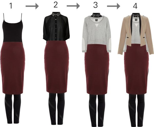 Business Attire Layering For Winter Months Career Attire For The