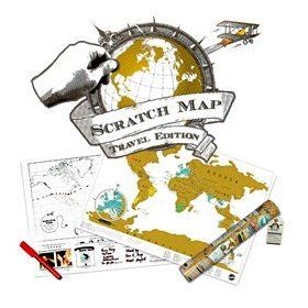 Scratch personalized world map poster travel edition home scratch personalized world map poster travel edition gumiabroncs Images