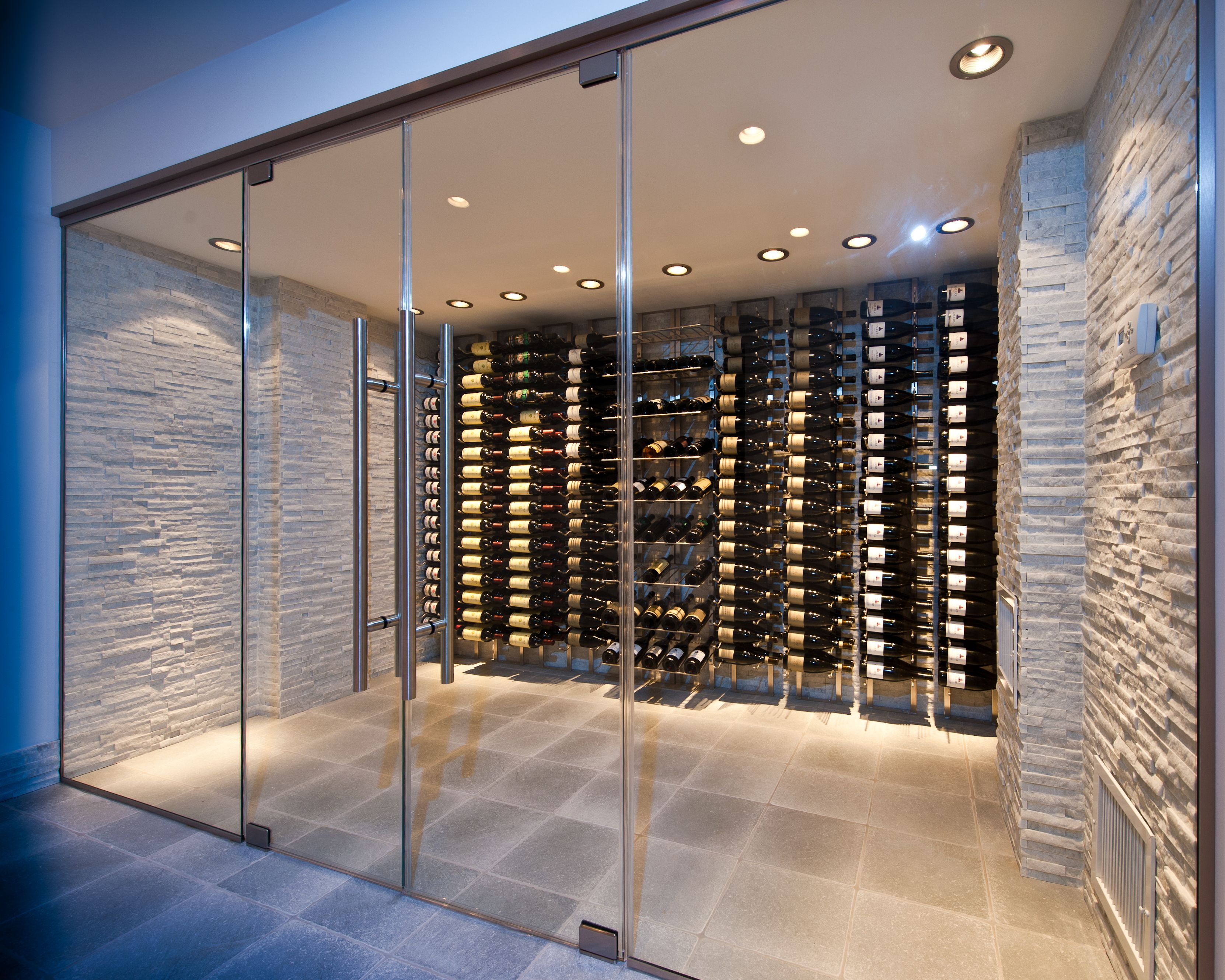 Three Types Of Wine Cellar Cooling Units And When To Use Each